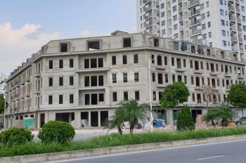 Cho thuê shophouse mặt phố Hồng Tiến - Nguyễn Văn Cừ, lô góc mặt tiền 22m
