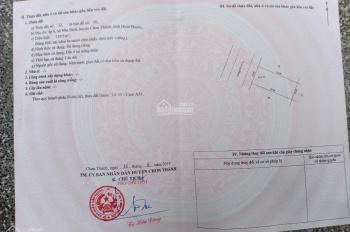Bán đất nền Becamex Chơn Thành giá chỉ TT 250 triệu