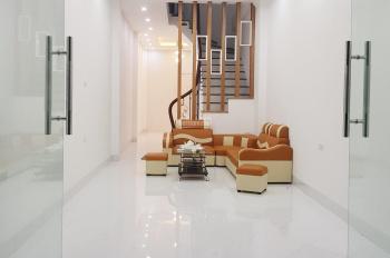 Bán nhà phố Quỳnh Lôi, 45m2*4.5T, ngay ngã tư, thông tứ phía, ôtô đỗ cửa, KD rất tốt, 0917483636