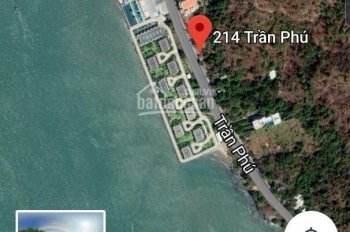 Bán đất Trần Phú, Bãi Dâu - vị trí đẹp - giá rẻ hơn trong hẻm- LH 0945412112