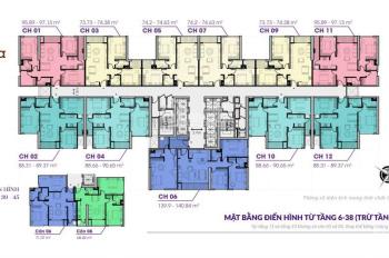 Cập nhật bảng hàng ngoại giao các căn tầng đẹp nhất dự án The Terra An Hưng giá chỉ từ 22,5 tr/m2