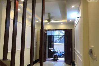Bán nhà chính chủ DT 55m2 * 4T xây mới ngã ba Nguyễn Văn Trỗi, Lê Trọng Tấn, 5 phòng ngủ, 3,7 tỷ