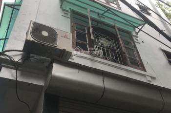 Bán nhà gần chợ Đại Từ, Hoàng Mai, 35m2, 5 tầng, lô góc 2 mặt thoáng, 3,3 tỷ