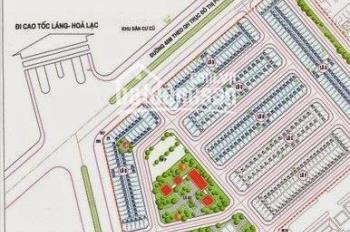 Bán lô đất đấu giá Dương Nội, đường 11.5m, DT 50m2, gần đường Lê Trọng Tấn và Lê Quang Đạo kéo dài