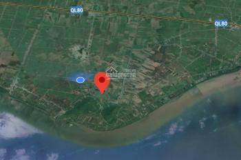 Cần bán 1 lô đất ruộng 100 công có chiều ngang: 250m dài: 400m ở Hòn Đất, Kiên Giang