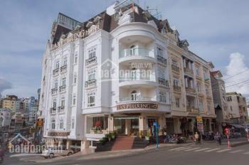 Bán khách sạn chuẩn 3* góc 2 mặt tiền ngay trung tâm phường 1, TP Đà Lạt, giá 85 tỷ