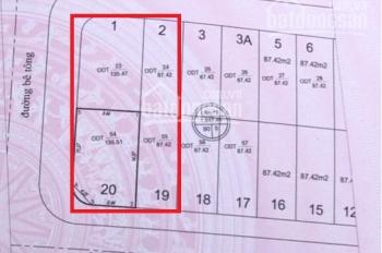 Bán Lô Đất 3 Mặt Tiền Đường Lớn Phù Hợp Xây Khách Sạn 15 Tầng Tại KĐT Hạ Long Marina Quảng Ninh