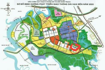 Bán đất thổ cư 100% thuộc dự án HUD Nhơn Trạch, Đồng Nai, LH 0911 252 752