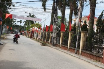 Bán nhà đường Nam Phong, cạnh UBNN phường Nam Hải