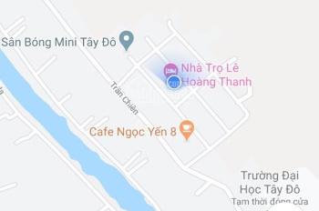 Bán đất mặt tiền đường số 5 KDC Thạnh Mỹ cách đường Trần Chiên 150m, Lê Bình, Cái Răng, Cần Thơ