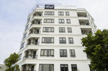Tôi bán tòa căn hộ Hàn Quốc 7 tầng 1 tum ngõ 3 Bà Triệu, HĐ 5 năm 200tr/tháng, mặt thoáng rộng 40m