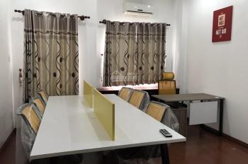 Cho thuê nhà An Phú, Q. 2, đường lớn xe ô tô, 5x20m, 1 trệt 3 lầu, 5 phòng, nhà mới, giá 23.5tr