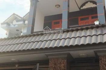 Kẹt tiền cần bán gấp nhà gần chợ Bình Chuẩn, Thuận An, sổ đỏ thổ cư riêng, bao sang tên, hỗ trợ NN