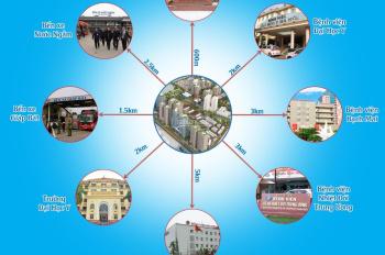 Bán đất nền LK - shophouse vị trí đẹp đường 30m DA Đại Kim Định Công, giá gốc 50tr/m2, 0943.513.555