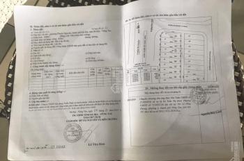 Cần tiền bán gấp nền đất mặt tiền Nguyễn Tất Thành P. Phước Nguyên Tp. Bà Rịa DT: 5x20m giá 3.5 tỷ