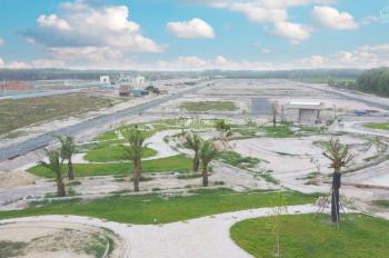 Bán lô đất đường nhựa 100m2/550 triệu, gần cổng KCN Minh Hưng III SHR