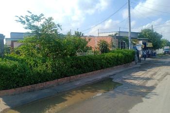 Bán lô đất góc 2 mặt tiền đường nhựa 7m thông, SHR, kế Hương lộ 80B, xã Đông Thạnh, Hóc Môn