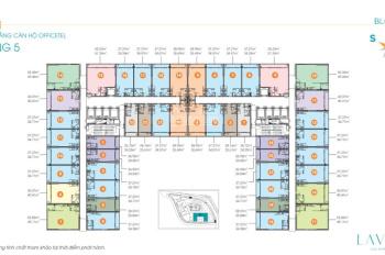 Cần tiền bán gấp căn Officetel- Lavida Plus, Nguyễn Văn Linh, Quận 7. 39m2 - 1,95 tỷ