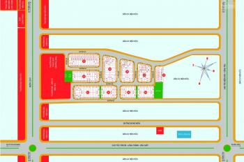 Bán 2 lô đôi, DT: 90m2 (5x18m) trục chính, tiện kinh doanh KS. LH 091.6666.155