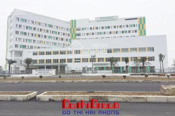 Chuyển nhượng thửa đất mặt đường World Bank, Vĩnh Niệm, Lê Chân, gần bệnh viện Vinmec