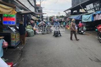 Cho thuê mặt bằng kinh doanh tại chợ Hóc Môn