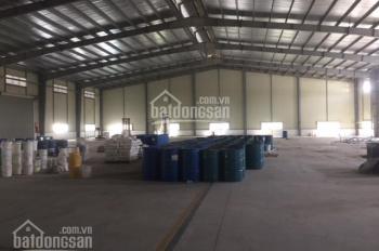 Cho thuê kho xưởng DT 1400m2, 3600m2 cụm CN Duyên Thái, Thường Tín, Hà Nội. LH 0979 929 686