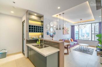 Cho thuê căn hộ River Gate, 74m2, 2 phòng ngủ, 18 triệu/tháng. Liên hệ 0908888683 - Dũng
