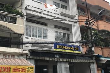 Bán nhà mặt tiền đường Nguyễn Đình Chiểu, khúc 2 chiều, Quận 3, DT: 4.2 x 15m, 4 lầu, thang máy