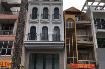 Tòa nhà văn phòng quận 3, đường Cư Xá Đô Thành, DT: 6x15m 1 trệt lửng 4 lầu giá 24 tỷ