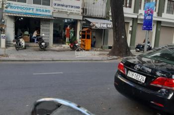 Bán gấp nhà mặt phố đường Trần Hưng Đạo, P. Cầu Kho, Q. 1, giá 33 tỷ