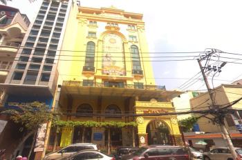 Bán căn nhà 2 mặt tiền đường phường 2 quận Tân Bình, DT 260m2, GPXD 1 hầm 7 lầu giá 52 tỷ
