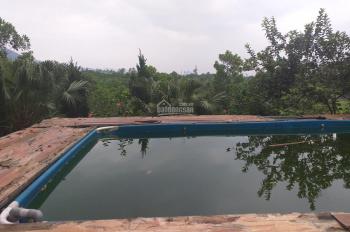 Bán biệt thự homestay sẵn ở Lương Sơn 5000m2