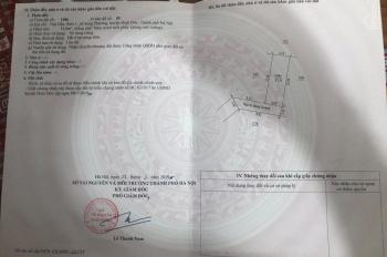 Cần bán đất sổ đỏ chính chủ tại xã Song Phương, Hoài Đức, Hà Nội