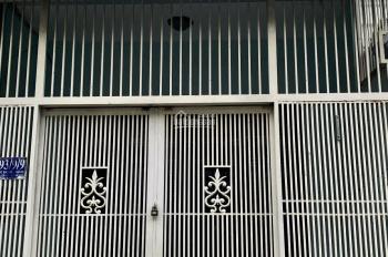 Nhà hẻm Bờ Bao Tân Thắng, 4x17m, 3 phòng ngủ