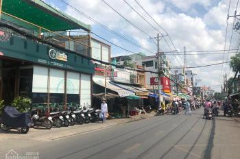 Cho thuê nhà mặt tiền đường Lê Văn Thọ, Quận Gò Vấp, ngang 9.6m