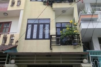 Bán nhà 3 lầu hẻm 10m, Nguyễn Trãi, Quận 1, DT 3.8x12m, giá 8.5 tỷ