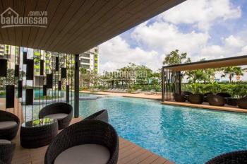 Duplex 2pn + 1 diện tích 110m2, layout đẹp chỉ 4.5 tỷ, view sông, hàng cực hiếm. Lh 0933838233