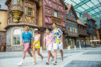 Đầu tư sinh lời siêu lợi thuận sau mùa dịch, shop house Grand World Phú Quốc - đẳng cấp 5