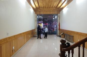 Bán nhà 4.5 tầng mặt đường Lê Lợi thiết kế hiện đại, vị trí đẹp, vỉa hè rộng