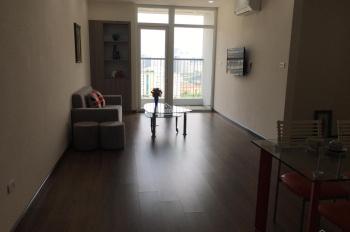 Cho thuê căn hộ chung cư A10 Nguyễn Chánh, 95m2, 3PN, 2VS, 1PK, full nội thất. Giá: 15tr/tháng