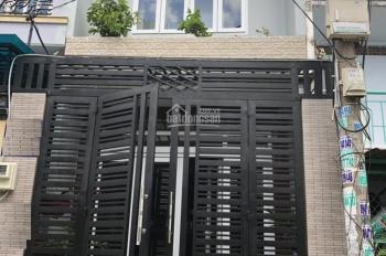 Nhà HXH 5m Bình Tiên, (3,5x12m), vuông vức, 1L mới đẹp, gần Đại lộ Đông Tây
