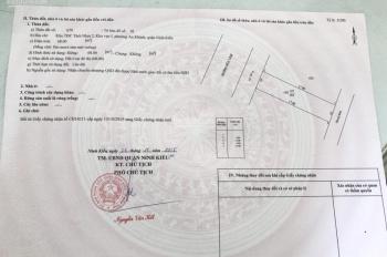 Cần bán nền đường số 8 Khu TĐC Thới Nhựt 2, DT 4x17m, P. An Khánh giá đầu tư 3.1 tỷ LH 0909491373