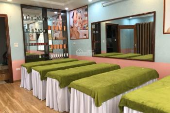 Nhượng lại hoặc Cho Thuê Cửa Hàng spa 5 tầng mới đã có đầy đủ nội thất tại Kim Ngưu, Vĩnh Tuy