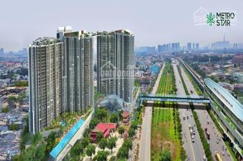 Shophouse bán với giá căn hộ tại dự án Metro Star - Xa Lộ Hà Nội, Quận 9. Hotline 097 884 8835