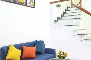 Cho thuê nhà 3 tầng tuyệt đẹp kiệt Trưng Nữ Vương, giá 8 triệu/tháng