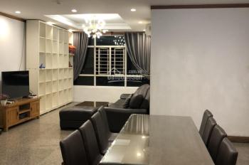 Cần cho thuê gấp căn hộ Giai Việt, tầng cao, nhà đẹp đầy đủ nội thất, giá 13.5tr/tháng