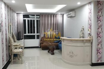 Cần cho thuê căn hộ Samland Giai Việt 115m2 2PN 2WC nhà có một số NTCB 12tr/tháng