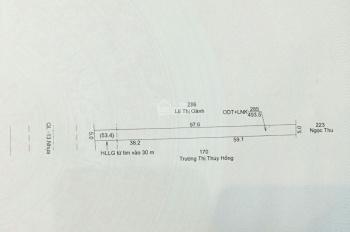 Đất dân mặt tiền Quốc Lộ 13, cách ngã tư Chơn Thành 1km