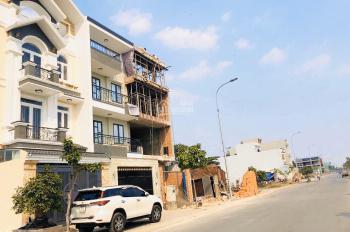 Bán gấp lô đất nền khu đô thị Tân Tạo, sổ hồng riêng, giá rẻ, 8x20m, 32tr/m2, CC, LH 0907103657
