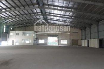 Cho thuê nhà xưởng 1211.6m2 trong KV 1788.5 m2 trong KCN Tân Tạo, Bình Tân, HCM